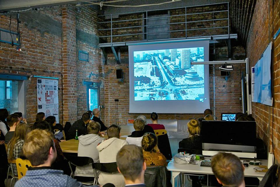 """Bike'owa Warszawa"" – ASK students' projects presentation"