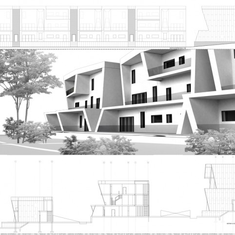 New Typology for Courtyard Housing