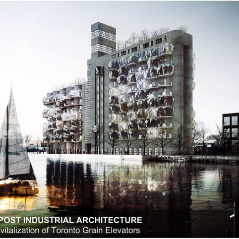 Towards Post-industrial Architecture