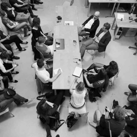 Bertrand Shippan (MVRDV) Lecture and Seminar